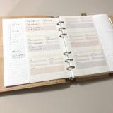 【無料リフィル】hb×wa5ダッチドア対応インデックスシート